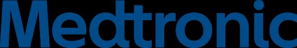 Medtronic Logo white