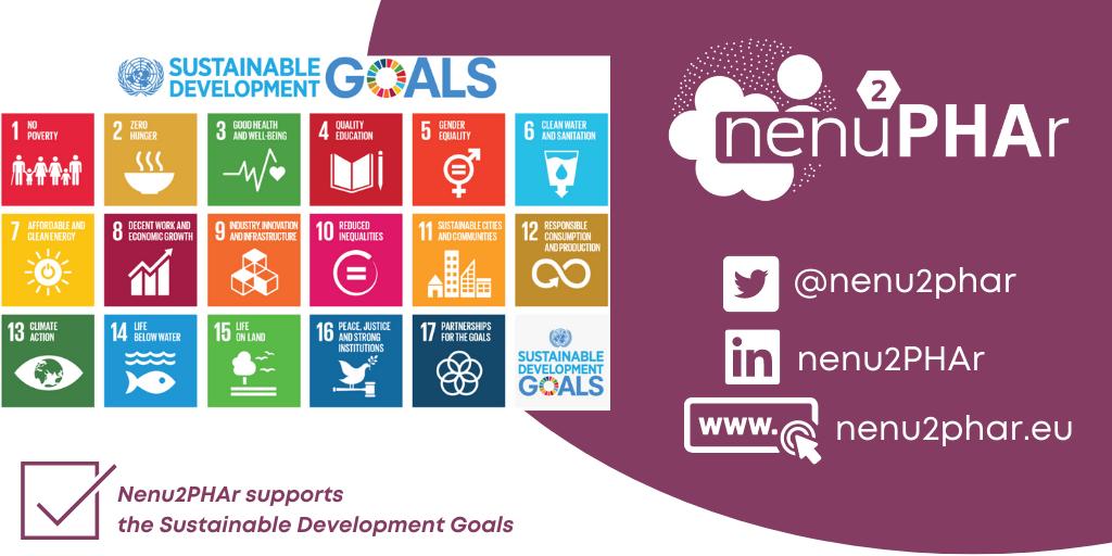 NENU2PHAR's Contribution to Sustainable Development Goals